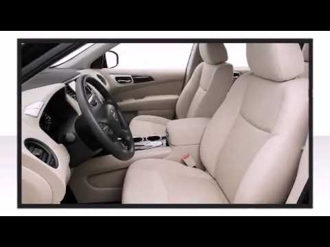 2016 Nissan Pathfinder Video