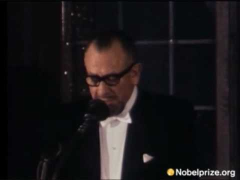 John Steinbeck Gives Nobel Prize Speech video
