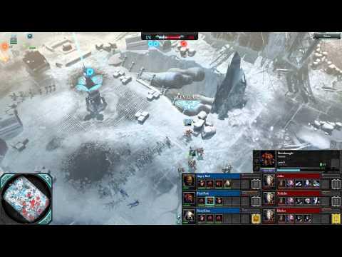 Dawn of War 2 - Faction Wars 2014 | Space Marines v Eldar | 1/3