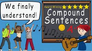Compound Sentences by Melissa