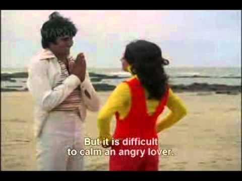 Roothe Rab Ko ... Amitabh Bachchan . Praveen Babi ... Majboor...
