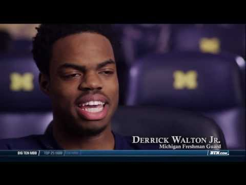 The Journey: BIG Ten Basketball 2014 - Derrick Walton Jr.