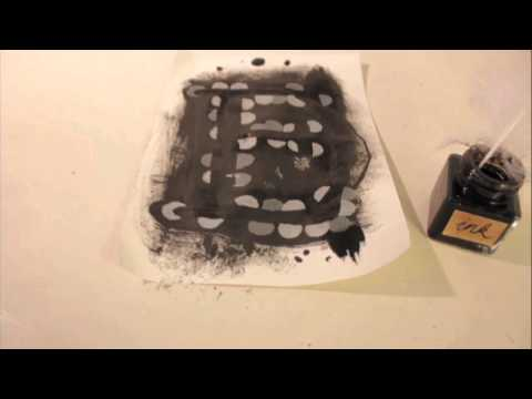 Alphabet stopmotion