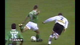 ASSE 1-1 Lyon - 15e journée de D1 1999-2000