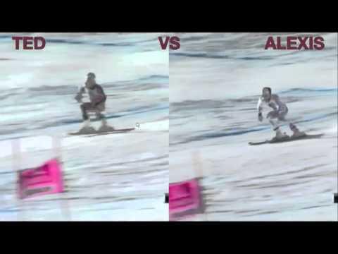 Ted Ligety Vs Alexis Pinturault Soelden - #imparandodaicampioni - Pianetamaster.it