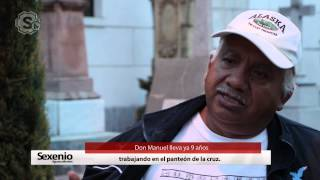 "Video reportaje: ""LA VIDA EN EL PANTEÓN"" - Sexenio TV"