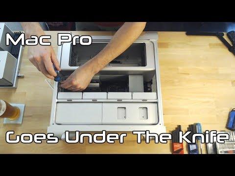 Mac Pro Upgrade Vlog. 12-Cores, 64GB, and Pascal Graphics!