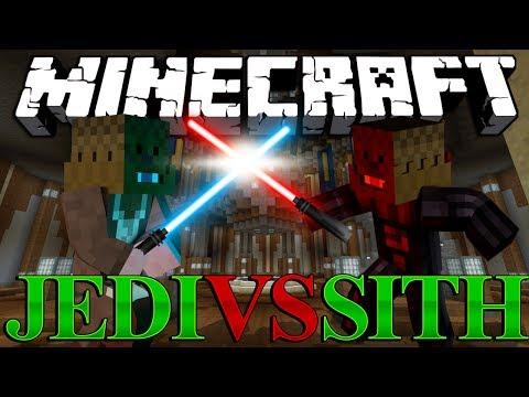 Minecraft Star Wars Mod Jedi Vs Sith Mod Battles