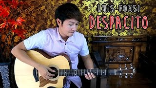 Download Lagu DESPACITO - Luis Fonsi ft. Daddy Yankee (Nathan Fingerstyle | Guitar Cover) Gratis STAFABAND