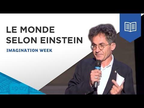 Le monde selon Einstein par Etienne Klein, conférence-débat