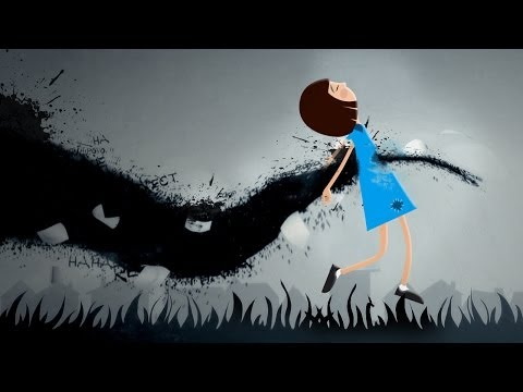Alice & The Giant Emptiness - Short Animated Film #talesofthe1in10 video