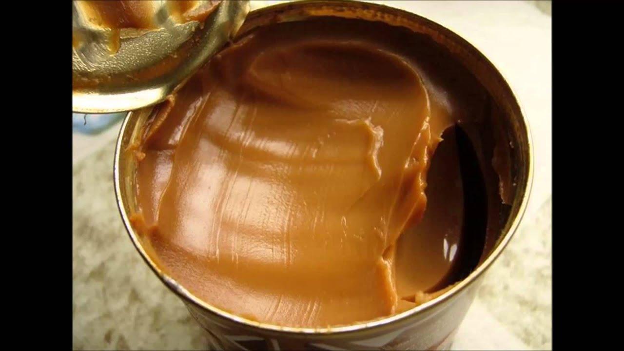 Как сделать вареное сгущенное молоко из сгущенки