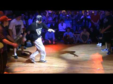 Riga open 2009 final Top9 vs Belarussia bboys (HQ)
