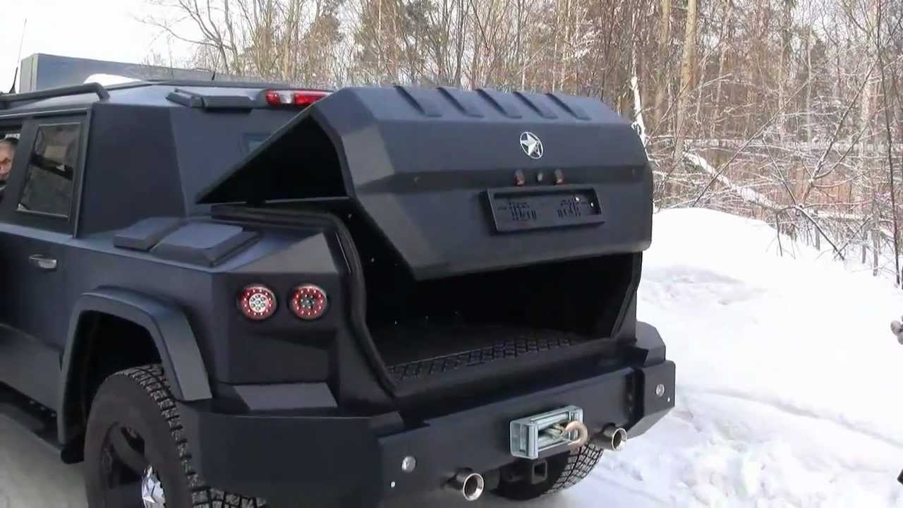 7 Passenger Vehicles >> Kombat T98 - YouTube