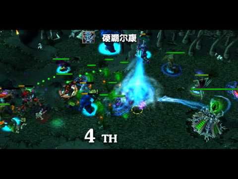 [China] DotA - WoDotA Top10 Weekly Vol.114