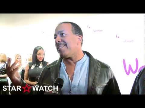 Robert Gossett red carpet interview at BraveHeart Women Awards