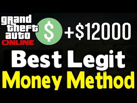 GTA Online - BEST WAY TO