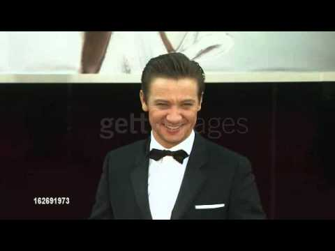 Jeremy Renner at 85th Annual Academy Awards Arrivals