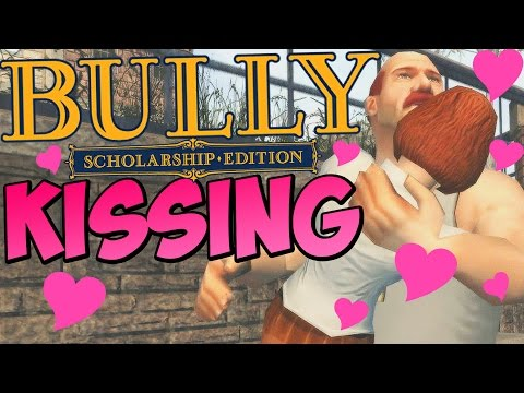 KISSING TEACHERS?!? Bully Scholarship Edition Mods (Funny Moments)