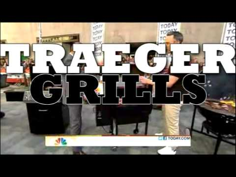 Traeger Featured on the Today Show