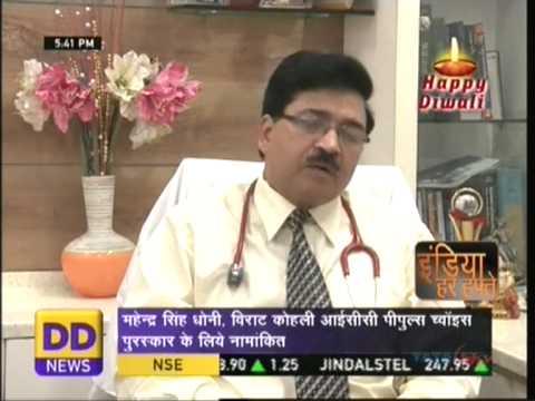 PRECAUTIONS IN DIWALI, Dr. Ravi Malik CMD Malik Radix Healthcare, Nirman Vihar, Delhi