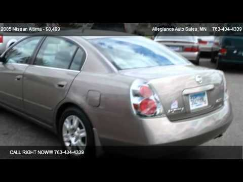 2005 Nissan Altima 2.5 S - for sale in Ham Lake, MN 55304