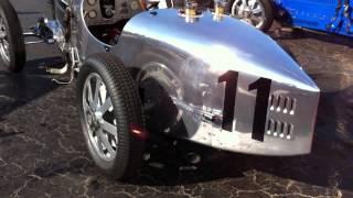 Bugatti Type 51 Part 1