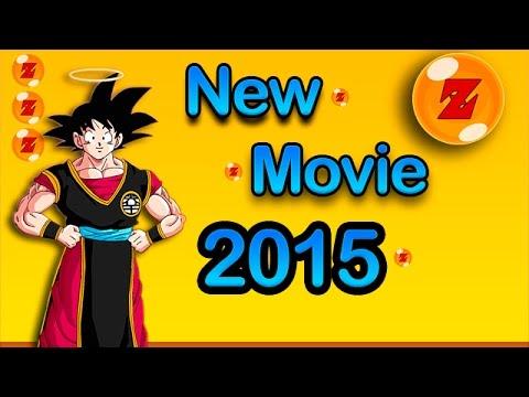Nueva Película Dragon Ball Z 2015 / New Movie DBZ 2015