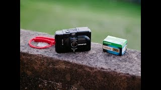Olympus XA2 Review - 35mm Point and Shoot Camera