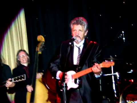 Hemsby 45 BOB WOOTTON Tennessee Three RING OF FIRE Johnny Cash tribute