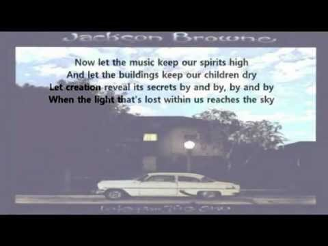 Jackson Browne - Before The Deluge ( + lyrics 1974)