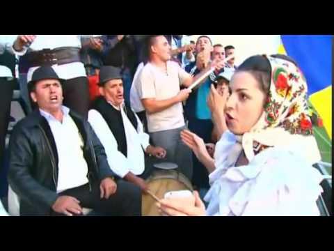 Steaua Bucuresti - Avantul Barsana - Spectacolul Adevarat In Tribune video