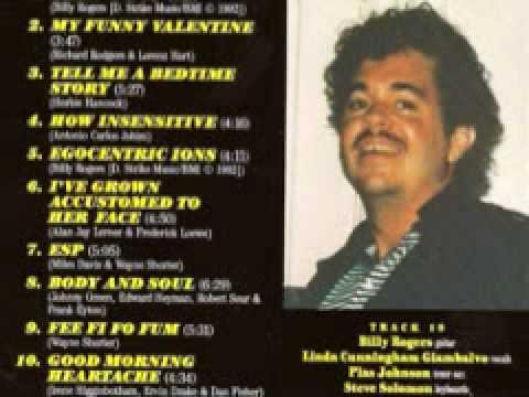 Billy Rogers - Jazz Guitar Legend 1950-1987