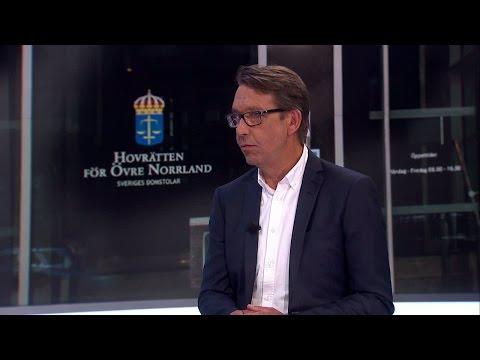 """""""Rätten kommer troligen att finna Linna oskyldig"""" - Nyheterna (TV4)"""