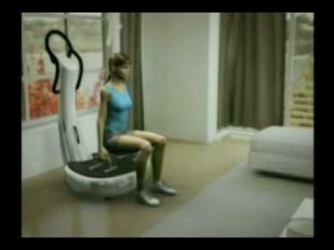 Power Plate Exercises Pt I