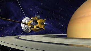 NASA ANUNCIA QUE SONDA CASSINI SE CHOCARÁ COM SATURNO!