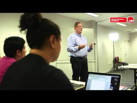 Queensland Tafe Small Business Solutions by Surge Media
