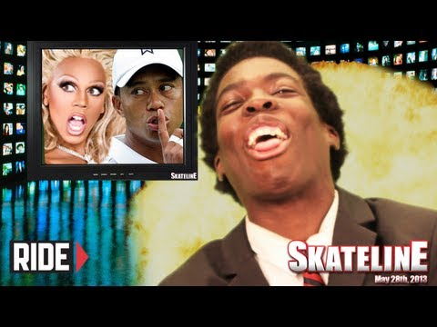 SKATELINE - Eric Koston, Clint Walker, Blind, and More!
