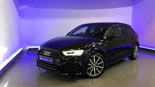 Mike Brewer Motors- Audi A3 1.0 TFSI Black Edition Sportback (s/s) 5dr