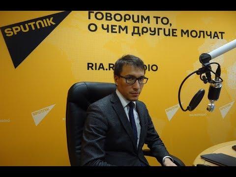 Дмитрий Абзалов @ SputnikLive: про теракт в Нью Йорке, Импичмент Трампа, визит Путина в Иран итд