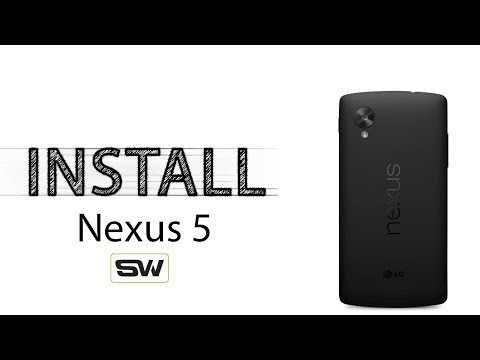 Slickwraps Nexus 5 Installation Video