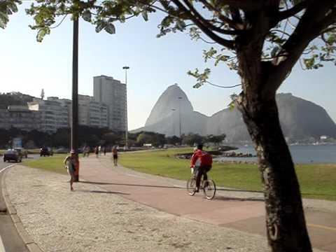 Rio de Janeiro - Praia de Botafogo - Botafogo Beach