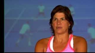 USPTA Interview with Gigi Fernández