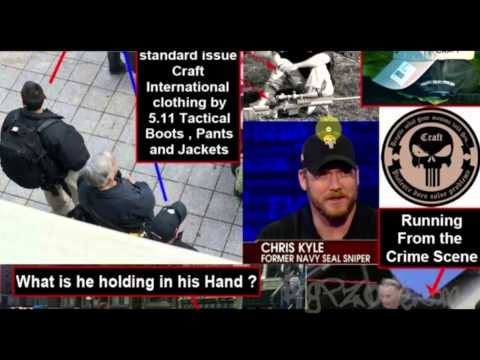 FBI Suspects and Private Security at Boston Marathon Bombing