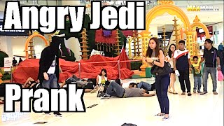 Star Wars: The Force Awakens Jedi Prank - Maxmantv