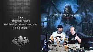 Download Lagu Pastor Reacts   Avenged Sevenfold - Save Me Gratis STAFABAND