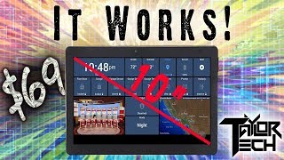 """Testing the Cheapest 10"""" Tablet With ActionTiles!"""