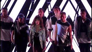 Paula Abdul │Straight Up (New Performance) [Showcase HD]