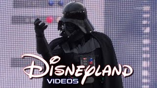 Star Wars La Saison de la Force - Disneyland Paris 2017 HD