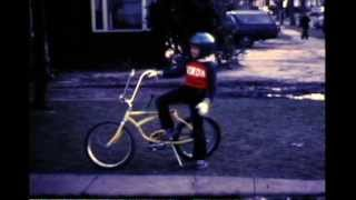 Jumping Bicycles in the 70's